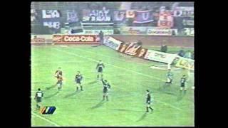 1992 - U. de Chile vs U. Española - Campeonato Nacional