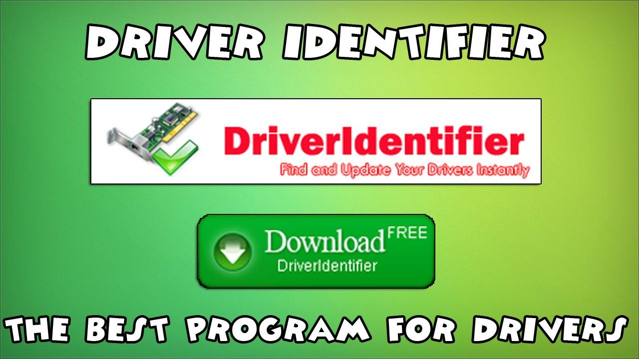 descargar e instalar driver identifier 2015