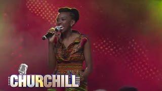 Esther Thirimu Perfoms on Churchill Raw