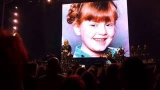 Adele - When We Were Young.  September 7th Palace of Auburn Hills