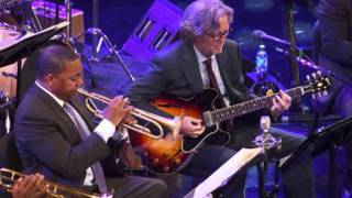 Eric Clapton & Wynton Marsalis, Ice Cream, 9th Apr '11