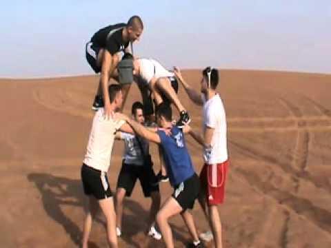 Desert Safari Dubai (June 2012)