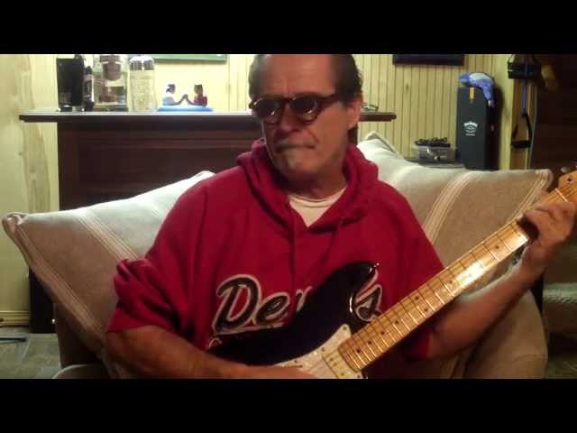 """Jersey""Johnny does 3 Clapton Favorites"