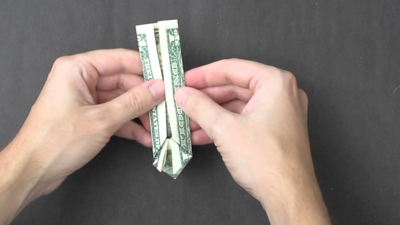 Fold a frog out of a dollar bill youtube fold a frog out of a dollar bill jeuxipadfo Image collections
