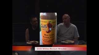 Chilli Willies Rectum Wrecker (thth-016)