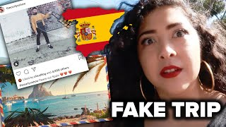 We Faked A Spain Trip On Instagram For A Week