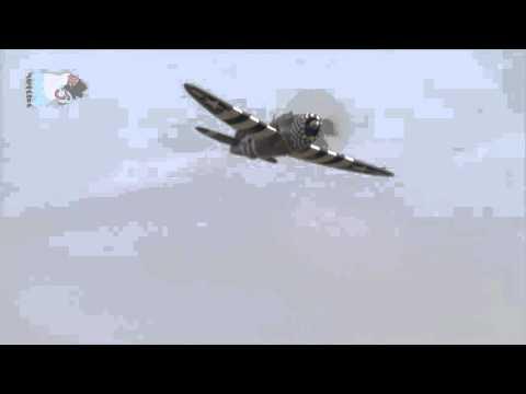 2013 Republic P-47G Thunderbolt 42-25068 'Snafu'