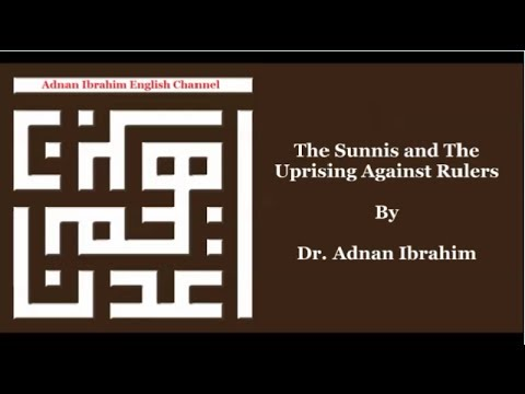 The Sunnis and The Uprising Against Rulers Travel Video
