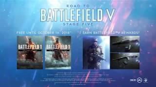 Battlefield 1   Road to Battlefield 5 Exansion Giveaway Trailer  Only On PS4