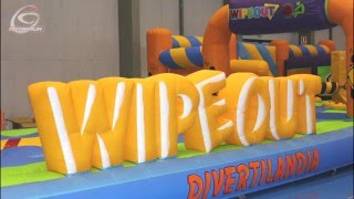 WIPEOUT DIVER 435 - FACTORYPLAY