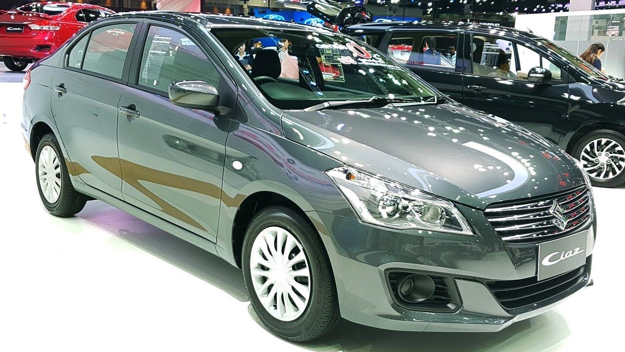 Suzuki Ciaz 1.2 GL AT ราคา 559,000 บาท