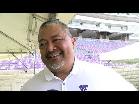 WATCH: Mike Tuiasosopo discusses defensive tackles ahead of 2019