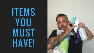 Hair Replacement Hair System Review Stuff you must have!!