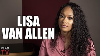 Lisa Van Allen on Stealing a Tape from R Kelly, Selling it Back to Him for $200k (Part 6)