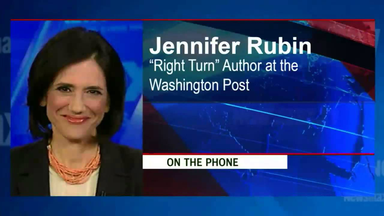 jennifer rubin hot