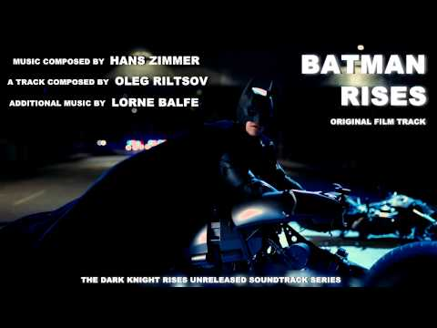 Batman Chase Music from The Dark Knight Rises Batman Rises Original Film Version