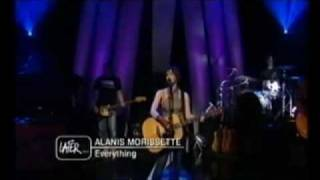 Alanis Morissette - Everything (acoustic)
