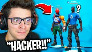 Impossible! A HACKER broke into my lobby at FORTNITE!