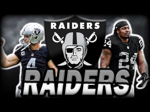 Las Vegas Raiders 2017-18 Campaign [introduction] || Madden 18 Series