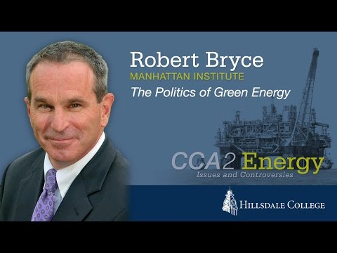 The Politics of Green Energy