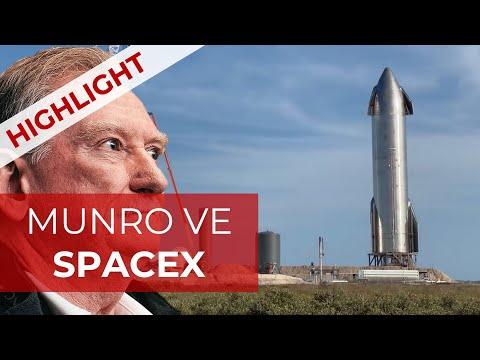 Sandy Munro ve SpaceX
