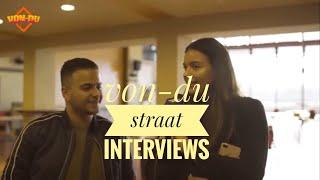 Herkennen de scholieren van OVC Bartofso en DJ WEF?! / VON-DU STRAAT INTERVIEW #5