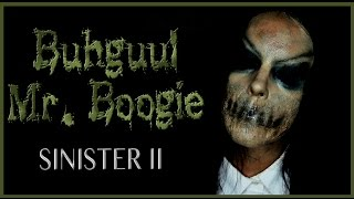 Buhguul from Sinister II FX makeup  | Silvia Quiros