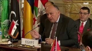 مؤتمر دول الجور الليبي بالقاهرة.. ابرز القرارات؟