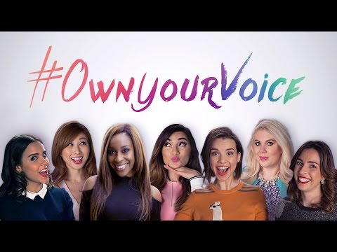 #OwnYourVoice: Standing Up for Gender Equality