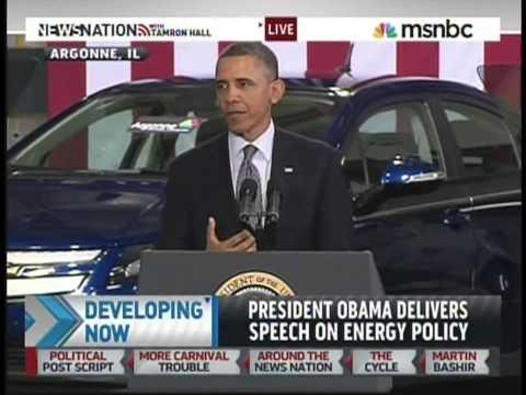 President Obama Argonne National Laboratory Lemont Illinois (March 15, 2013)