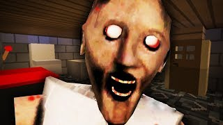 AM SCAPAT DE GRANNY! (GRANNY HORROR IN MINECRAFT)