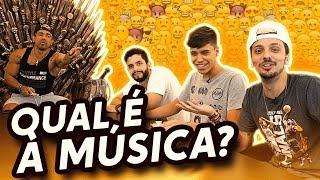 KARAOKÊ DA GAMELAND - DESCUBRA A MÚSICA COM EMOJI!!!