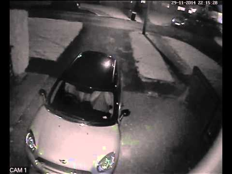 Loud Bangs Over Yorkshire 29th November 2014 CCTV
