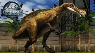 ✔️IRRITATOR $ Khủng Long Ăn Thịt Hung Bạo | Jurassic World Công Viên Khủng Long