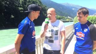 Arminia Bielefeld: Doppelinterview mit Steffen Lang und Samir Benamar