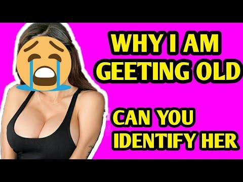 If Top Female Pornstars Were Old [MIA...