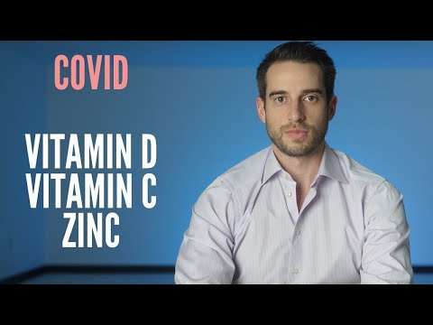 Coronavirus (COVID-19) - Should You Take Vitamin D And Vitamin C?
