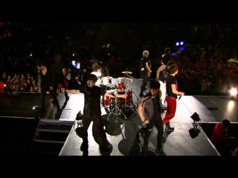Changmin Don't Don SMTown Live 2010 in LA