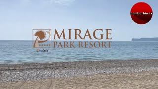 ТУРЦИЯ Mirage Park Resort 5 Кемер отель для семейного отдыха