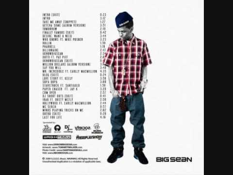 Big Sean Ft. Pat Piff - Outti [MixTape VerSion]