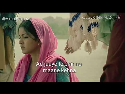 Sahiba Russ Gayiya | Firangi | Heart Touching Song | Whatsapp Status Song | Whatsapp Video Status