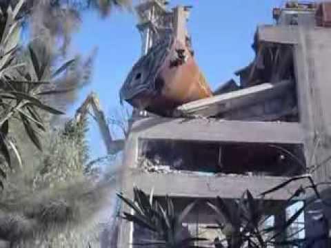 Vassiliko Cement Works Demolition