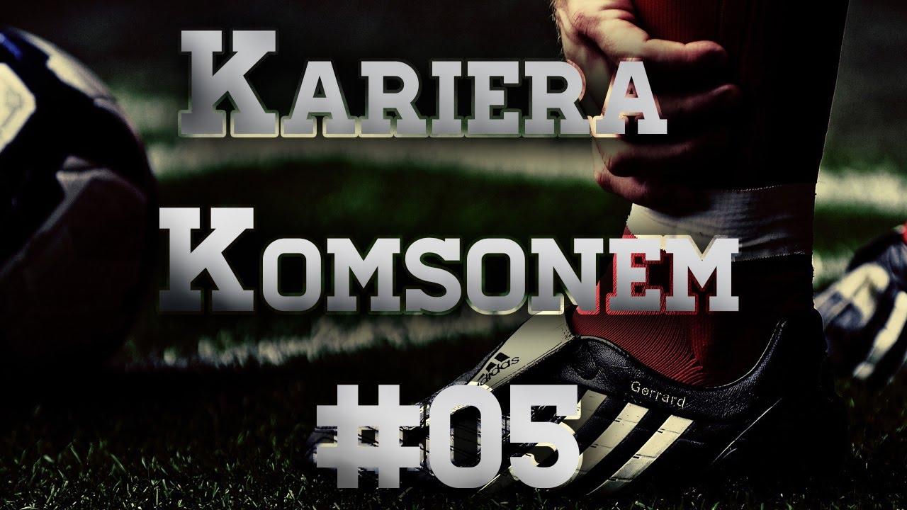 FIFA 14 Kariera Zawodnikiem #5 -  Karkonosz Komson zyje !!!!!!