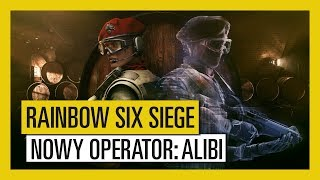 Tom Clancy's Rainbow Six Siege – Para Bellum : Operator Alibi