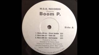 Boom P. - Move With Me