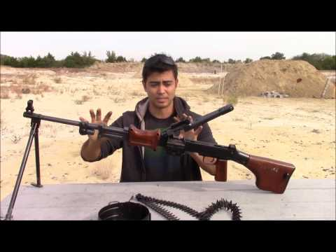 RPD Beltfed Light Machine Gun (Ep45)