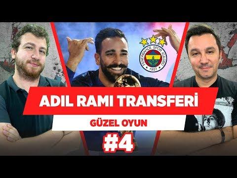 """""""Adil Rami, Fenerbahçe'nin eksiklerini büyük ölçüde kapatır!"""" - Uğur Karakullukçu   Güzel Oyun #4"""