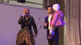 Концерт Антона и Виктории Макарских в Болгаре 07.05.17