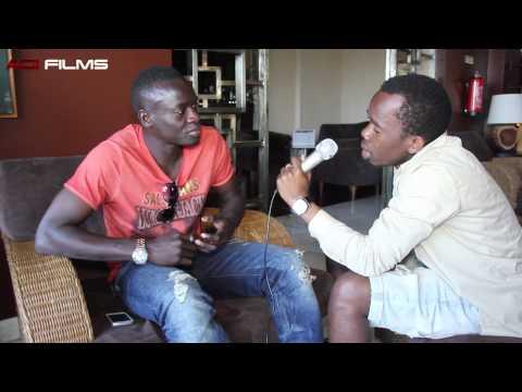 Entrevista com Djurtus - Futebolistas Guineenses