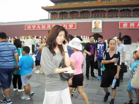 PEKING CHINA,STREETS,PEOPLE AND SOUL